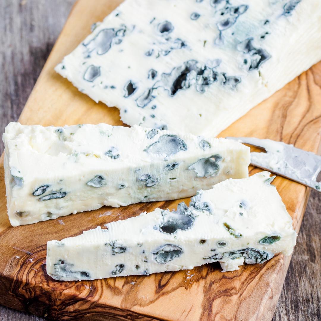 blu di capra